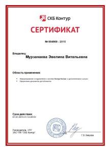 Murzanaeva EV - Oformlenie dokumentov